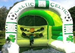 15ft x 15ft Celtic Penalty Shoot Out