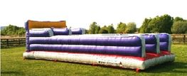 30ft x 10ft Bungee Run